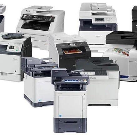 Wellington Printers & Consumables